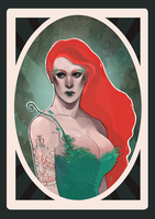 Poison Ivy by Hel-gi