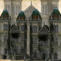 Gothic Castle Pack by Just-A-Little-Knotty