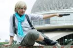 Sherry Birkin Cosplay by Grichu-Ada-Kinney