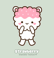 Strawberry ICM profile by SqueakyToybox