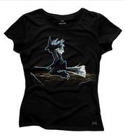 'Witching Hour' t-shirt by Cyril-Helnwein
