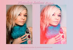 Color Actions By Jotvelzet by JotVelZetStock