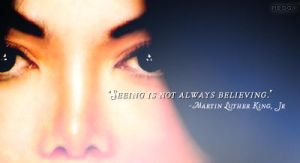 Seeing is not always believing by Meggy-MJJ