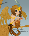 2/3 CE: Harpy Adobtable [CLOSED] by Solnashko