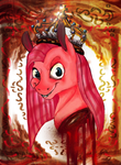 .:Queen Of Madness (MLP gore):. by CrimsonPencil94