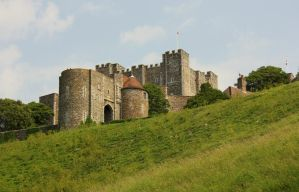 Dover Castle by YunaHeileen
