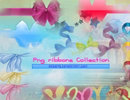 Png Ribbons Colection by AngieQs