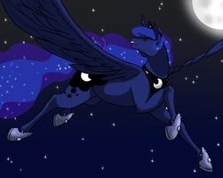 Princess of the Night by EmpressOfDestruction