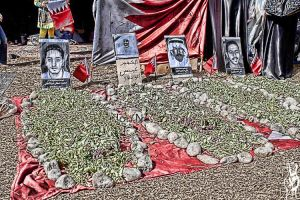 bahrain Martyrs by hussainy