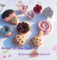 Sweet Escape Deco set by BeCharming