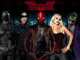 Dark Knight: Under the Red Hood by Tony-Antwonio