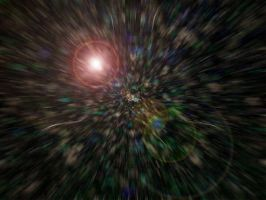 Zoom Lens Flare Wallpaper by shadorma