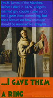 St. James of the Marches by HDLMatchette