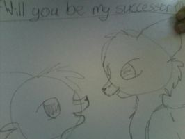 ToFM - Will you be my successor? by nooks-crannies