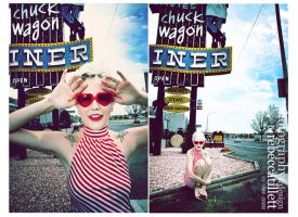 Chuck Wagon Diner Sweetie 3 by bexe