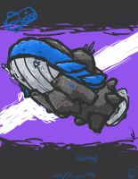Quick and Dirty Tactical Wailord by Yoblicnep