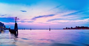 Sunset in Venice by Tori-Tolkacheva