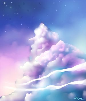 Clouds by DanteRM