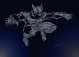 SHADOWHAWK STALK by Ragnaroker