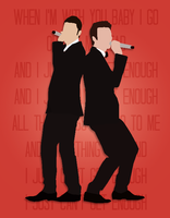 Klaine - I just can't get enough by Onemi