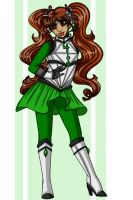 Millennium Sailor Jupiter by elila