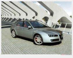 Alfa Romeo 159 by ev-one