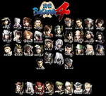 {COMPLETETED} Sengoku Basara 4 - Roster by Kaiology