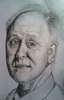 John Lithgow by DaftPencil