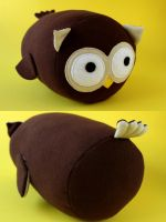 Custom made owl by FizziMizzi