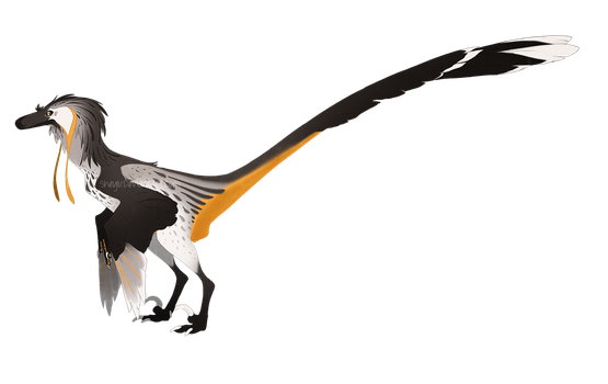 Raptor SOLD by QuillCoil