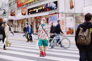 Fashion boy on Shinjuku japan by zardin-secret