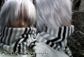 Unstyled P Russia Wig Test by CremeOfRolo