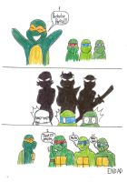 TMNT_Bachelor Party by DNLnamek01