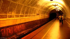 Moscow Metro by PaPeRDoLLLL