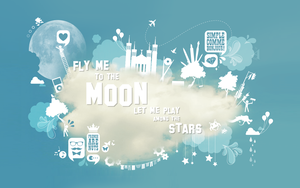 Fly Me to the Moon by Eniotna