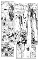 Magic Bullets Pencil Page 4 by cronevald