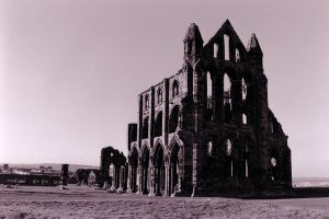 Whitby Abbey 02 by EscaBowmer