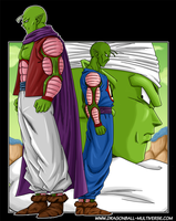 DBM chap 22 : Namekian by Fayeuh