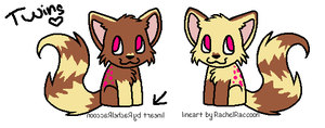Kitty Twin Adoptables  ~OPEN~ by Guineapigwuv