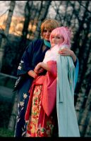 Shugo Chara: Tadase and Amu 3 by Amapolchen