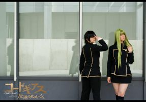 Lelouch C.C. - first by chiisaiSaku