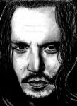 Johnny Depp by Sergei5