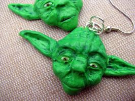 Yoda by CryingFaery