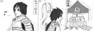 Dynasty Warriors 6 comic by ying123