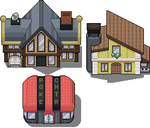 Set of buildings [THEY'RE PRIVATE] by Kaliser