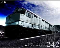 The Midnight Express by nvision