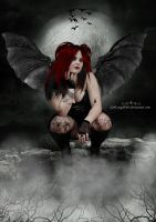 Moonlight by Dark-Angel669 by Azazel-Shadows