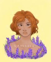 Lavender by AnimeRemusLupin