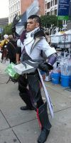Lucian The Purifier: Otakon 2013 by Winged-Mouz