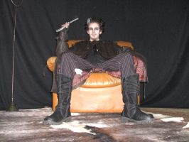 Sweeney Todd - Cosplay by PrinceRoy1990